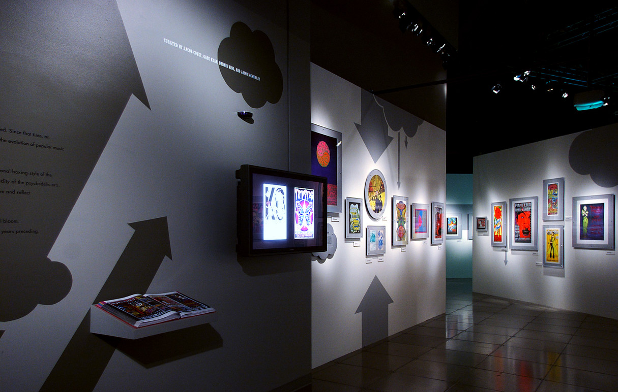 Exhibit space.