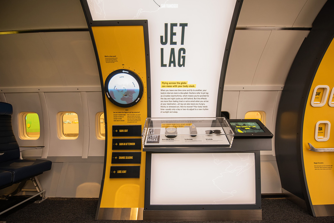 Take Flight exhibit at Museum of Science + Industry Chicago