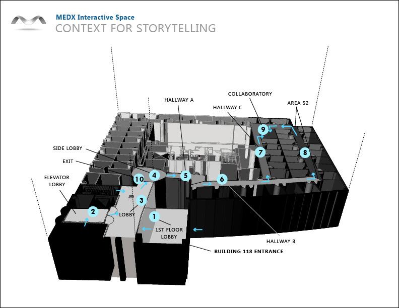Site rendering.